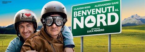 Prime tv su Canale 5 (anche in HD): stasera Benvenuti al Nord, venerdi Quasi Amici