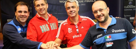 Volley, al via in diretta su Rai Sport le Final Eight della World League 2011