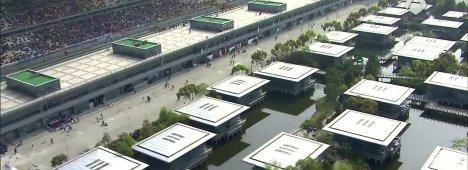 F1 Cina 2015, Gara (diretta Sky Sport 1, Sky Sport F1 HD e Rai 1 / HD)