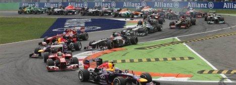 Formula 1 GP Italia 2014 | Gara Monza (diretta Sky Sport 1 / F1 HD e Rai 1 / HD)