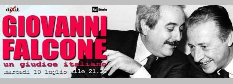 Rai Storia e Altratv.tv ricordano 19 anni dopo le morti di Falcone e Borsellino