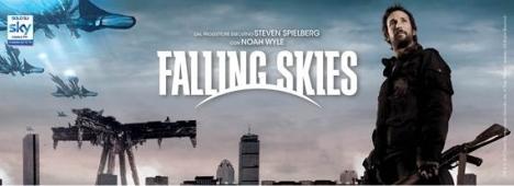 Un'estate ricca di prime visioni su Fox HD, si comincia con Falling Skies