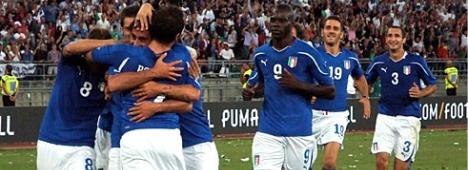 Qualificazioni Europei 2012: Far Oer - Italia (diretta tv ore 20.45 Rai 1)
