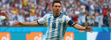 Mondiali Brasile 2014 | Argentina vs Svizzera (Esclusiva Sky) | Belgio vs Usa (diretta Sky/Rai)