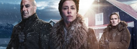 Fortitude arriva su Sky Atlantic e in streaming Sky Go, Sky Online e Sky.it