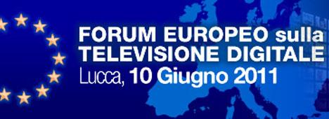 8° Forum Europeo della Tv Digitale, rileggi la nostra diretta scritta da Lucca
