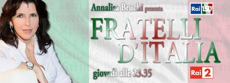 ''Fratelli d'Italia'', due grandi italiani a confronto: da questa sera su Rai 2