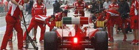 Formula 1 2011 - il weekend del GP della Korea sulla Rai (anche in HD)