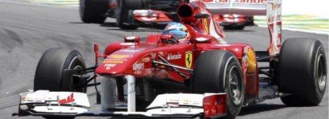 Formula 1 2011 - il weekend del GP del Brasile sulla Rai (anche in HD)