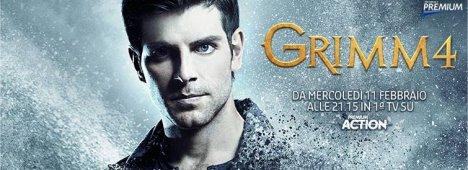 Grimm, la quarta stagione da stasera in prima tv su Mediaset Premium Action