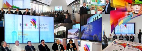 HD Forum Italia 2015, oggi e domani a San Marino il futuro della televisione