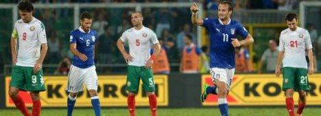 Euro 2016 - Bulgaria - Italia, Diretta tv Rai 1 HD e differita Sky Sport Plus HD