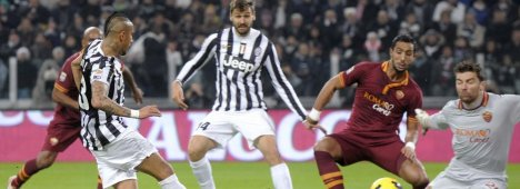Serie A, Juventus vs Roma (diretta Sky Sport 1 / Sky 3D e Premium Calcio)