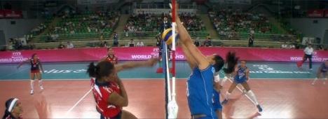 La7D e La7.it: il secondo weekend del World Grand Prix di Volley Femminile
