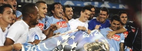 Champions: Manchester City-Napoli (Rai 1, SKY Sport, Premium) e Inter-Trabzonspor