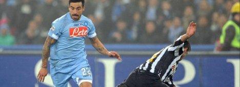 Calcio Serie A: Napoli - Juventus (diretta Sky Sport e Mediaset Premium)