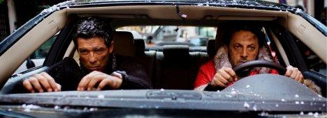 Un Natale per due, su Sky Cinema 1 HD on the road con Gassman e Brignano