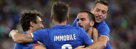 Euro 2016, Norvegia - Italia - Diretta tv Rai 1 / HD, differita Sky Sport