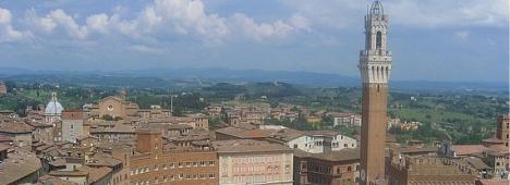 Palio di Siena - Luglio 2011, dalla Piazza del Campo in diretta su Rai Due