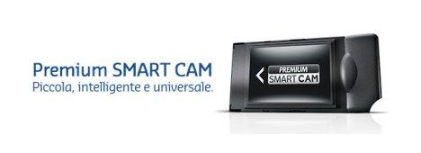 Mediaset, ecco Premium Smart Cam, il rivoluzionario dispositivo Wi-Fi (con video)