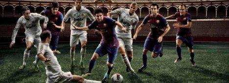La Notte del Clasico Real Madrid-Barcellona (diretta Sky Sport HD e Sky 3D)