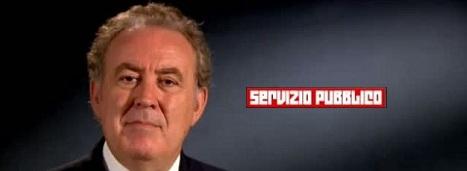 Il ritorno di Michele Santoro: da questa sera di nuovo in onda con ''Servizio Pubblico''