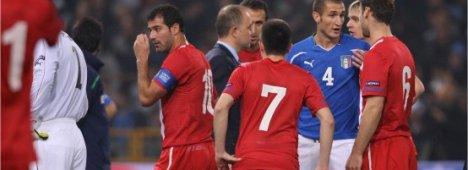 Qualificazioni Europei 2012: Serbia - Italia (diretta tv ore 20.45 Rai 1)