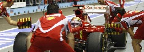 Formula 1 2011 - il weekend del GP di Singapore sulla Rai (anche in HD)
