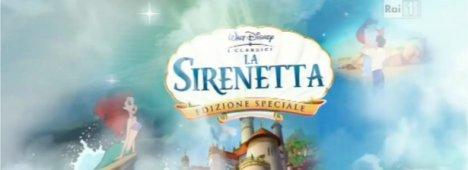 Santo Stefano con ''La Sirenetta'' in prima visione Rai (anche in HD)