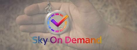 Da domani ''Sky On Demand'', gratis per tutti gli abbonati Sky da oltre un anno