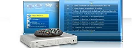 Sky riorganizza la numerazione dei canali, ecco la nuova lista nei decoder Skybox