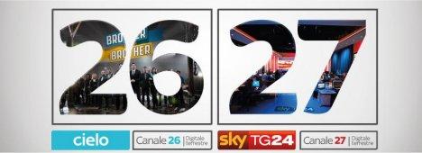 Nasce #SkyTG24Canale27 sul digitale terrestre, ecco il palinsesto odierno