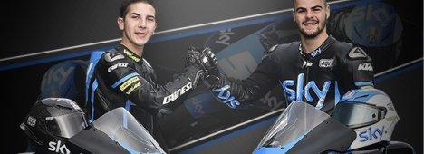 Sky Sport MotoGP HD presenta lo Sky Racing Team VR46 - 2015 #SkyMotori