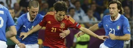 Confederations Cup, Semifinale: Spagna - Italia (diretta HD Rai 1 e Sky Sport)