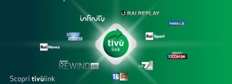 Tivùlink, sul canale 100 di Tivùsat la nuova applicazione ''ombrello'' MHP