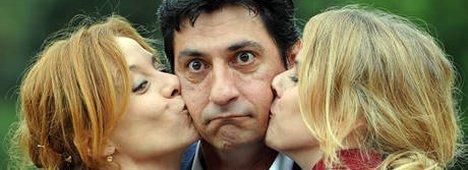 Rai 1: al via ''Tutti pazzi per amore 3'' con Emilio Solfrizzi e Antonia Liskova