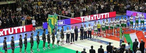 Volley: è V-Day, Trento e Cuneo si giocano lo scudetto in diretta su Rai Sport 2