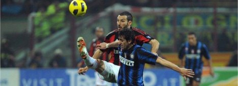 Serie A, il derby scudetto: Milan-Inter (diretta SKY Sport e Mediaset Premium)