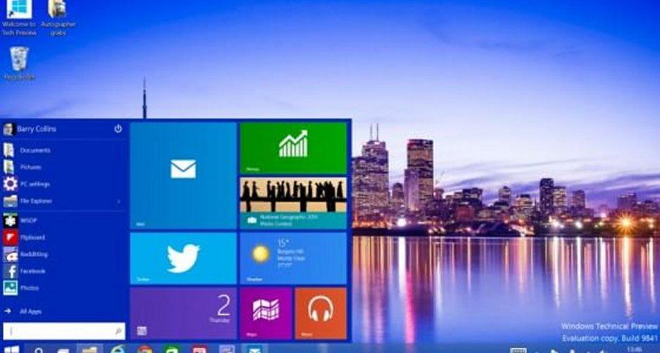 Windows 10 disponibile come aggiornamento gratuito dal prossimo 29 luglio